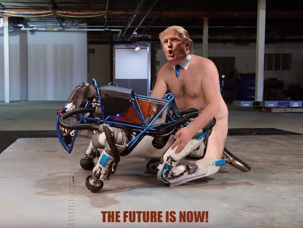 TrumpBangsThignsRobot